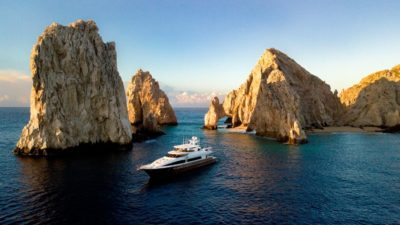 Northern Dream yacht in Cabo San Lucas Northern Dream